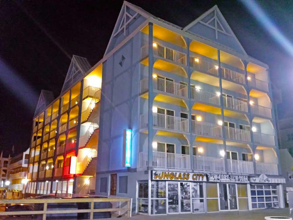 ocean city maryland hotels near boardwalk